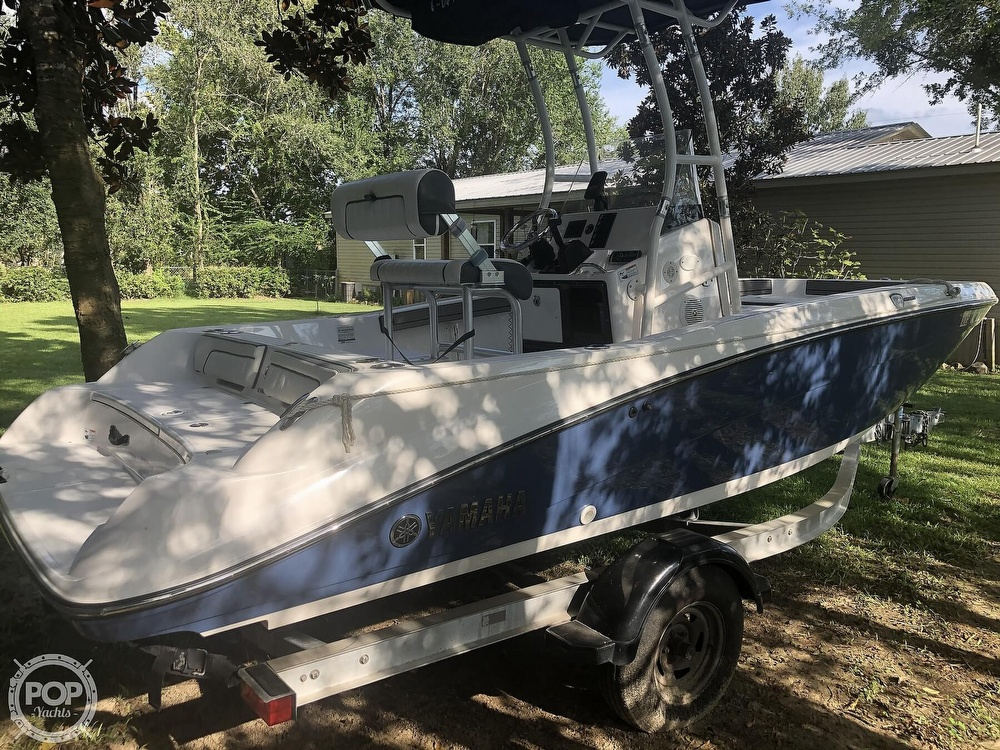 2018 Yamaha boat for sale, model of the boat is 190 FSH Sport & Image # 8 of 41