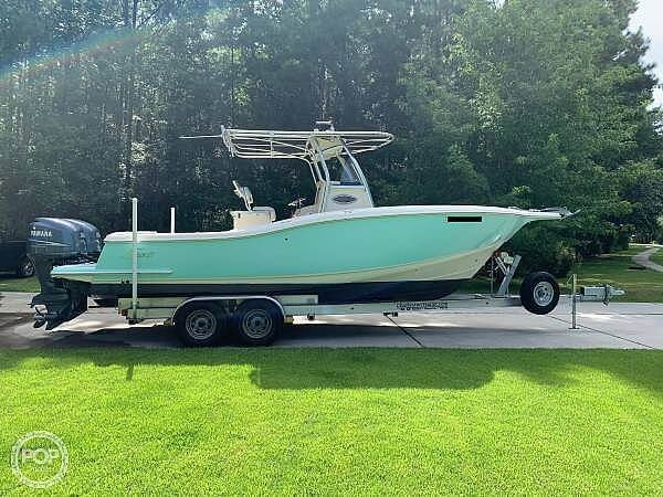 2006 Scout boat for sale, model of the boat is 280 Sportfish & Image # 3 of 40