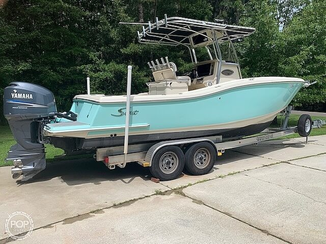 2006 Scout boat for sale, model of the boat is 280 Sportfish & Image # 2 of 40