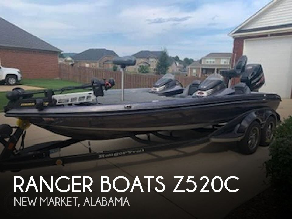 Used Power boats For Sale in Huntsville, Alabama by owner | 2016 Ranger Boats 520C