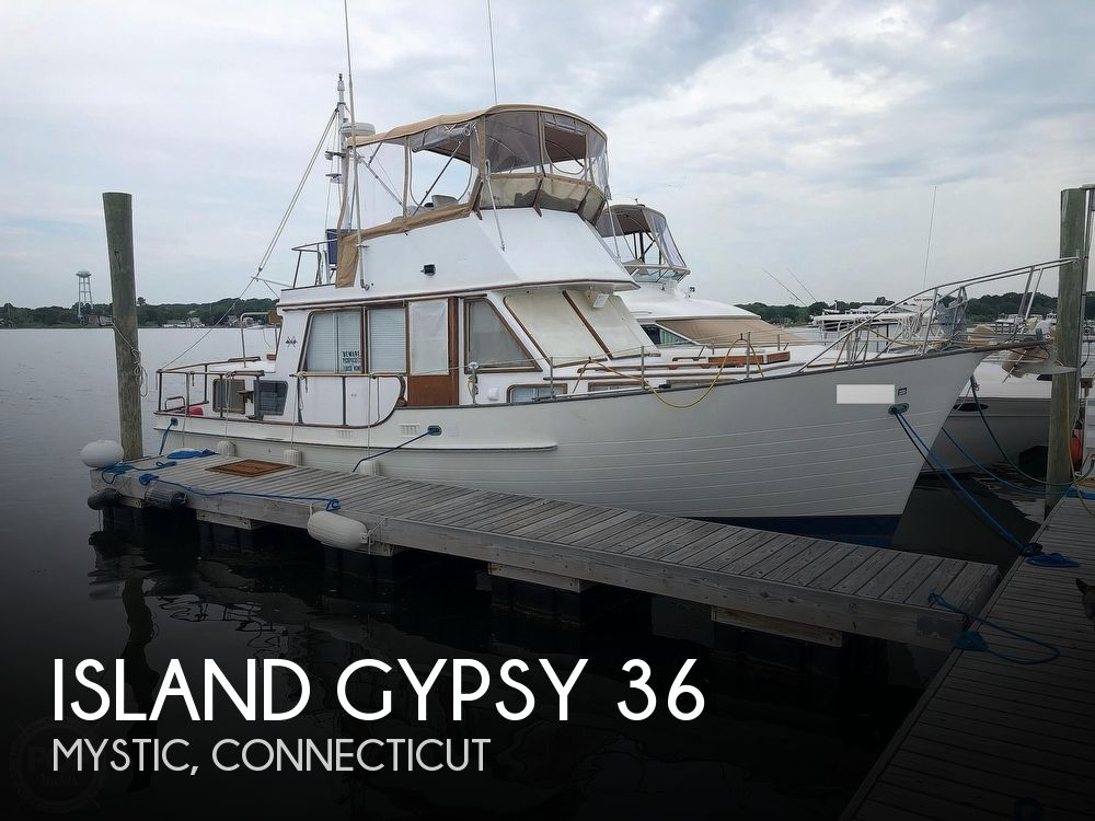 Used Island Gypsy Boats For Sale by owner | 1980 36 foot Island Gypsy Aft Cabin