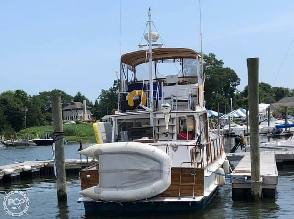 1980 Island Gypsy boat for sale, model of the boat is 36 Aft Cabin & Image # 2 of 40