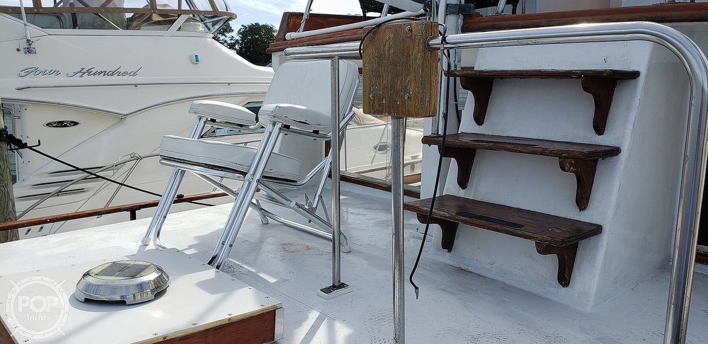 1980 Island Gypsy boat for sale, model of the boat is 36 Aft Cabin & Image # 18 of 40