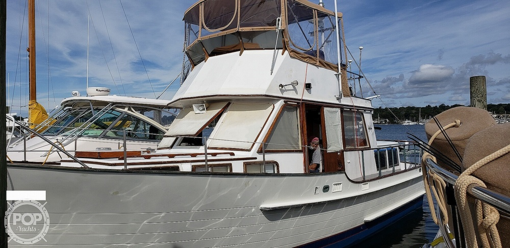 1980 Island Gypsy boat for sale, model of the boat is 36 Aft Cabin & Image # 15 of 40