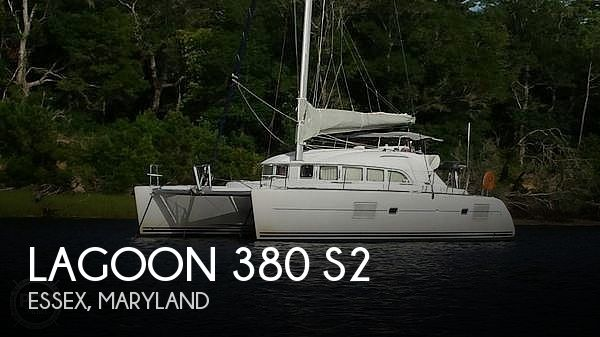 Used Boats For Sale in Maryland by owner | 2007 Lagoon 380 S2
