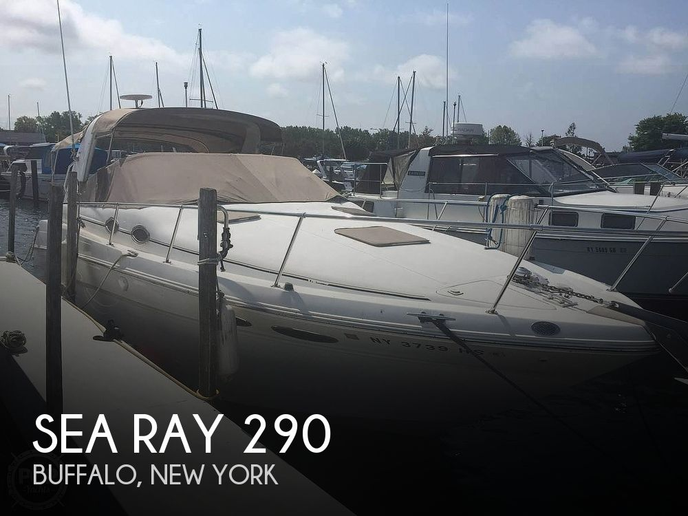 Used Sea Ray 290 Sundancer Boats For Sale by owner | 1999 Sea Ray 290 Sundancer