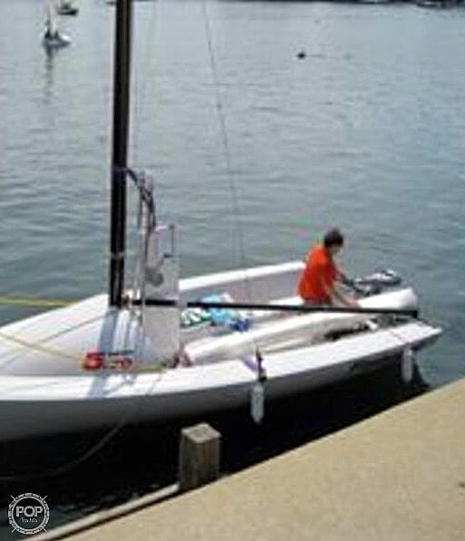 2009 Columbia boat for sale, model of the boat is Open 5.70 & Image # 13 of 40