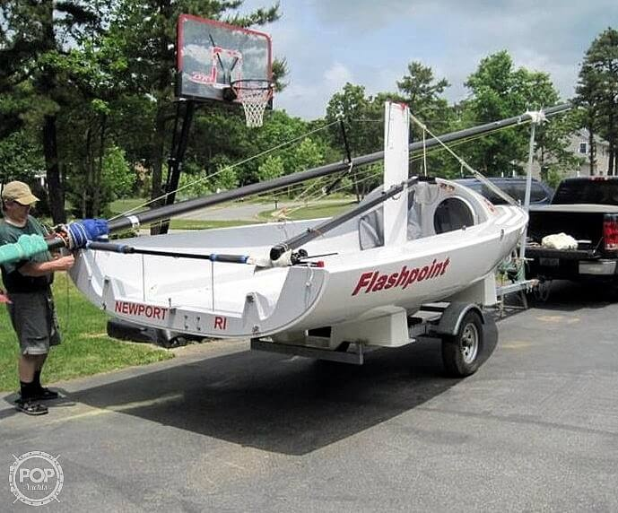 2009 Columbia boat for sale, model of the boat is Open 5.70 & Image # 6 of 40
