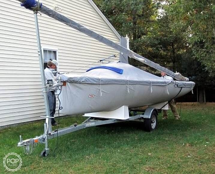 2009 Columbia boat for sale, model of the boat is Open 5.70 & Image # 8 of 40