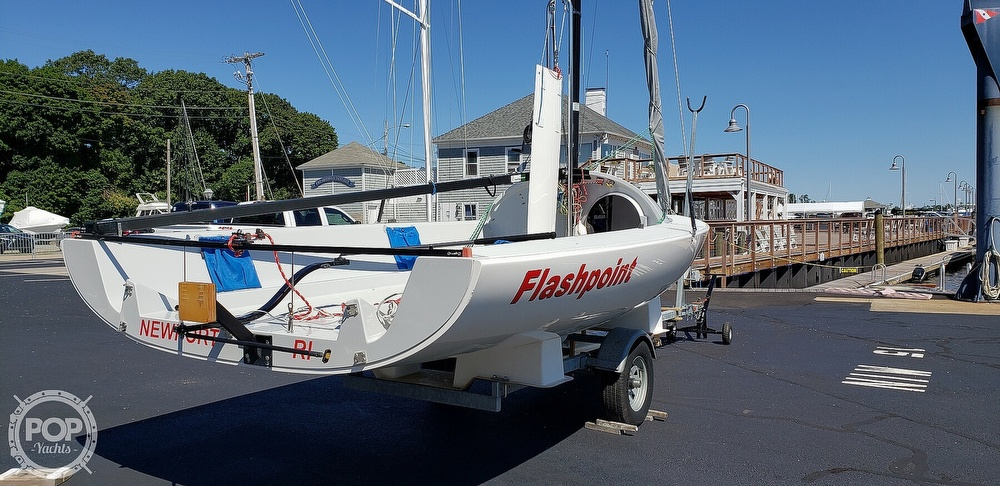 2009 Columbia boat for sale, model of the boat is Open 5.70 & Image # 20 of 40