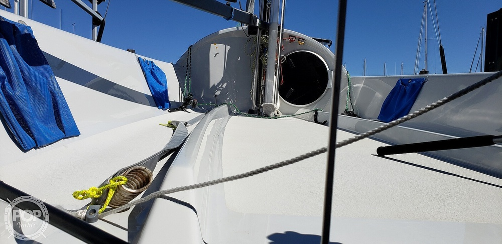 2009 Columbia boat for sale, model of the boat is Open 5.70 & Image # 23 of 40