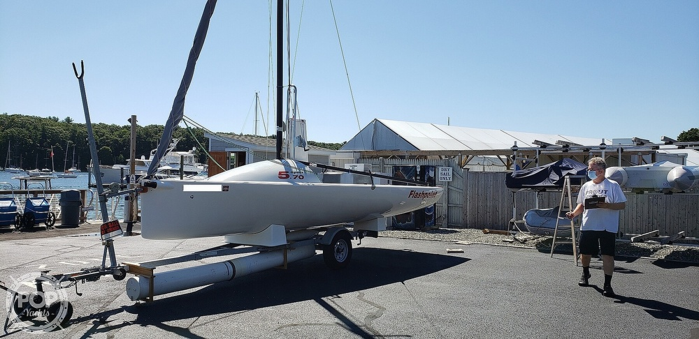 2009 Columbia boat for sale, model of the boat is Open 5.70 & Image # 15 of 40