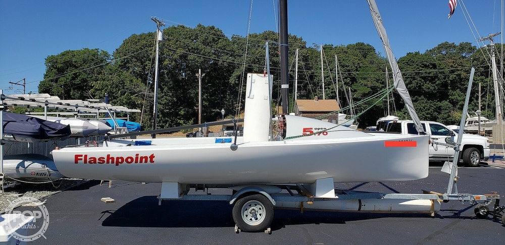 2009 Columbia boat for sale, model of the boat is Open 5.70 & Image # 5 of 40