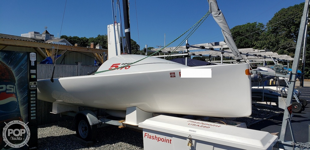 2009 Columbia boat for sale, model of the boat is Open 5.70 & Image # 16 of 40