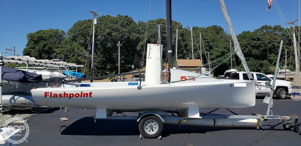 2009 Columbia boat for sale, model of the boat is Open 5.70 & Image # 11 of 40