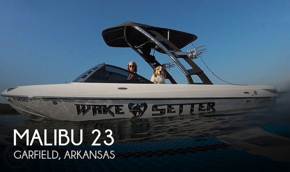 Used Boats For Sale in Fayetteville, Arkansas by owner | 2010 Malibu Wakesetter 23LSV