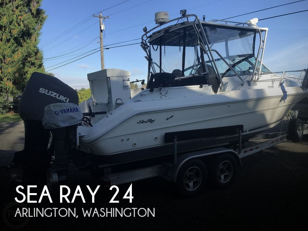 1993 SEA RAY LAGUNA 24 FDC for sale