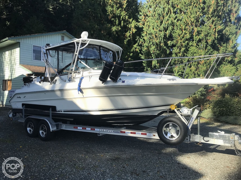 1993 Sea Ray boat for sale, model of the boat is Laguna 24 FDC & Image # 2 of 40