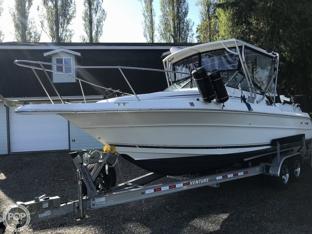 1993 Sea Ray boat for sale, model of the boat is Laguna 24 FDC & Image # 3 of 40
