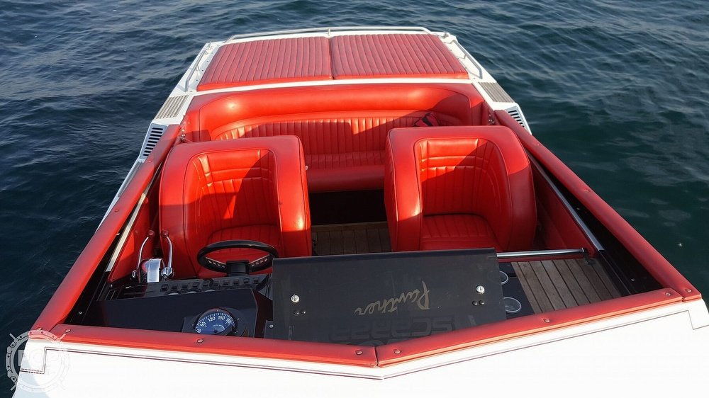 1986 Scarab boat for sale, model of the boat is Panther 30 & Image # 10 of 40