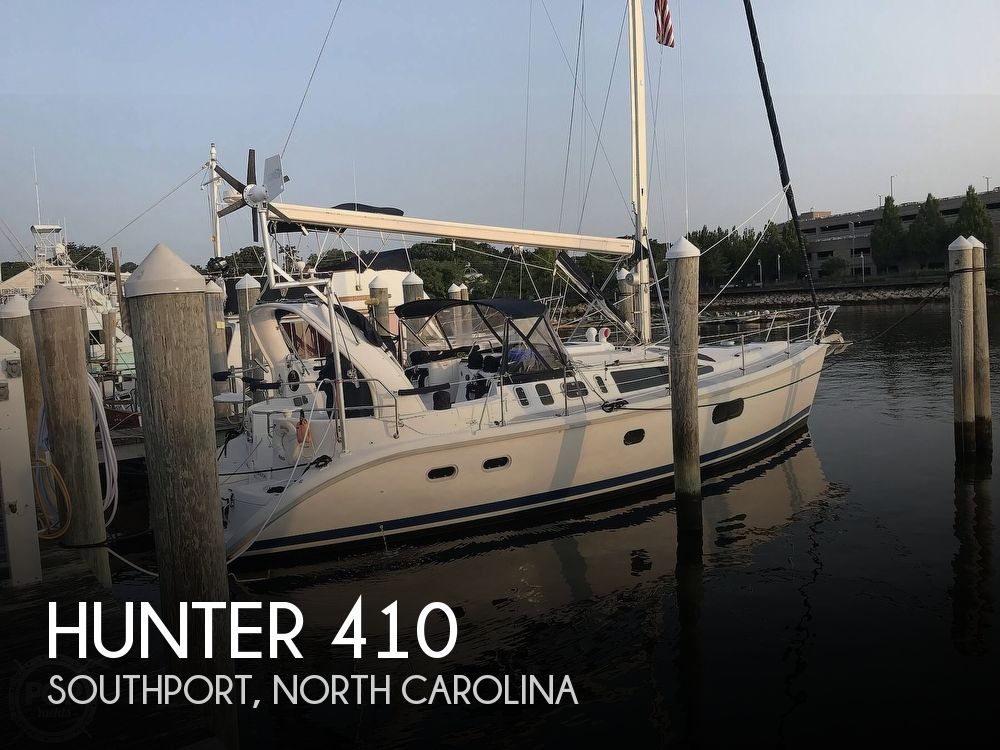 Used Hunter Sailboats For Sale by owner | 1998 Hunter 410