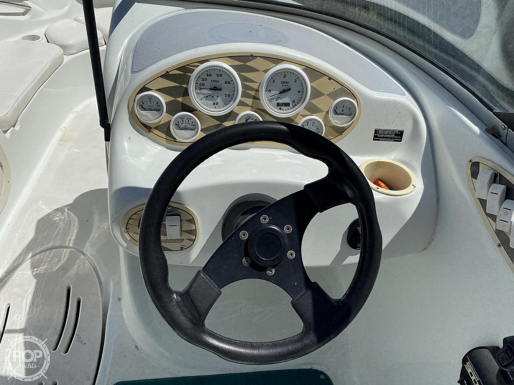 1997 Baja boat for sale, model of the boat is 212 Islander & Image # 10 of 40
