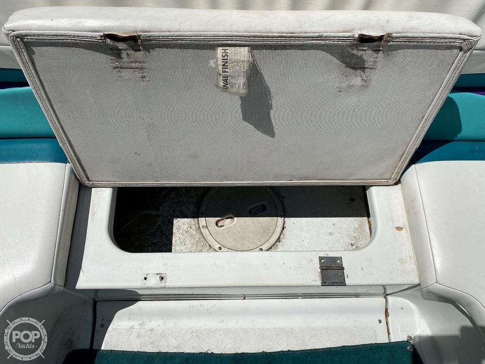 1997 Baja boat for sale, model of the boat is 212 Islander & Image # 27 of 40