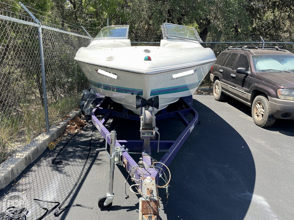 1997 Baja boat for sale, model of the boat is 212 Islander & Image # 3 of 40