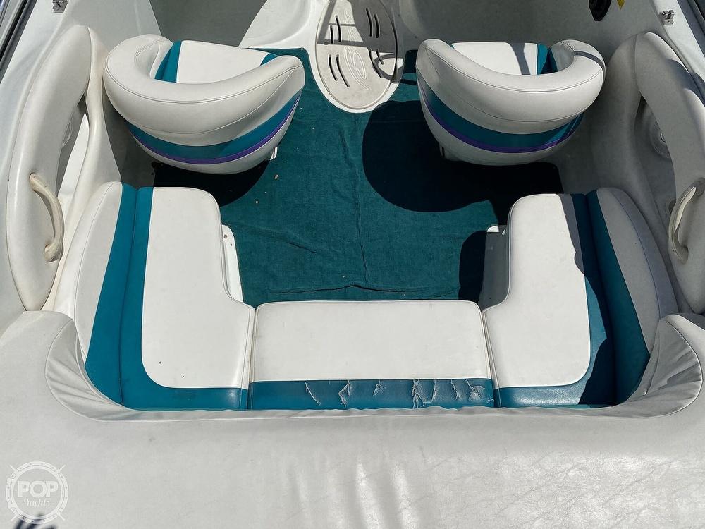 1997 Baja boat for sale, model of the boat is 212 Islander & Image # 13 of 40