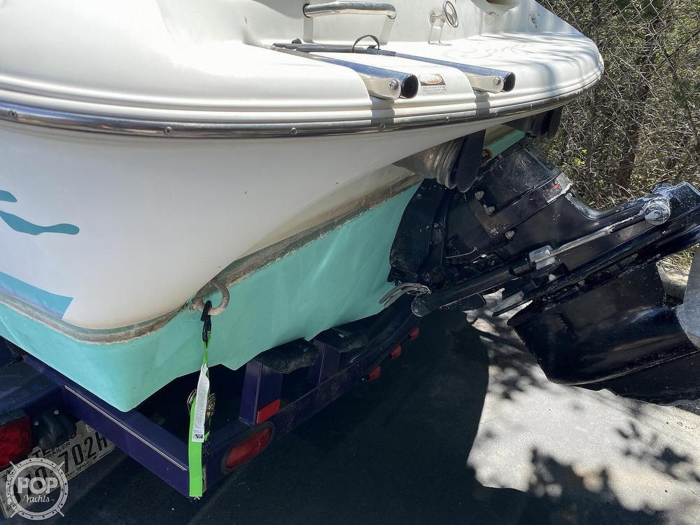 1997 Baja boat for sale, model of the boat is 212 Islander & Image # 8 of 40
