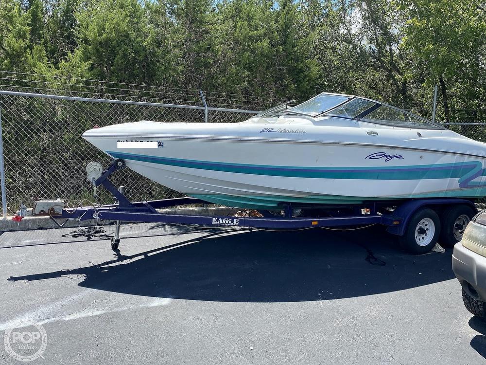 1997 Baja boat for sale, model of the boat is 212 Islander & Image # 2 of 40