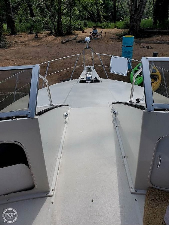 1993 Carver boat for sale, model of the boat is 380 Santego & Image # 5 of 22