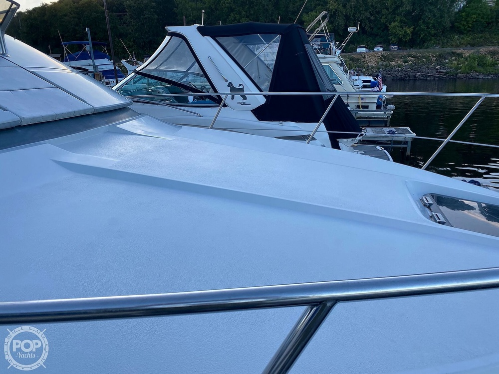 1993 Carver boat for sale, model of the boat is 380 Santego & Image # 25 of 40