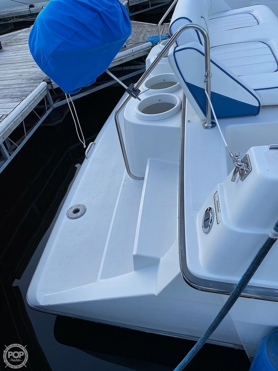 1993 Carver boat for sale, model of the boat is 380 Santego & Image # 8 of 40