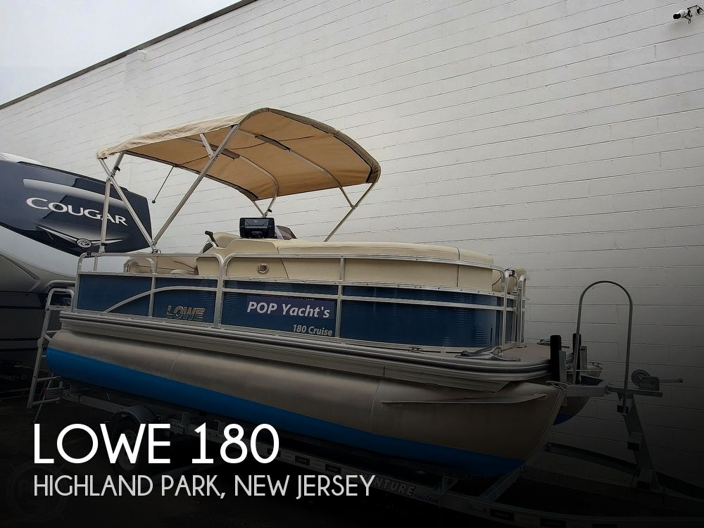2019 LOWE ULTRA 180 CRUISE for sale