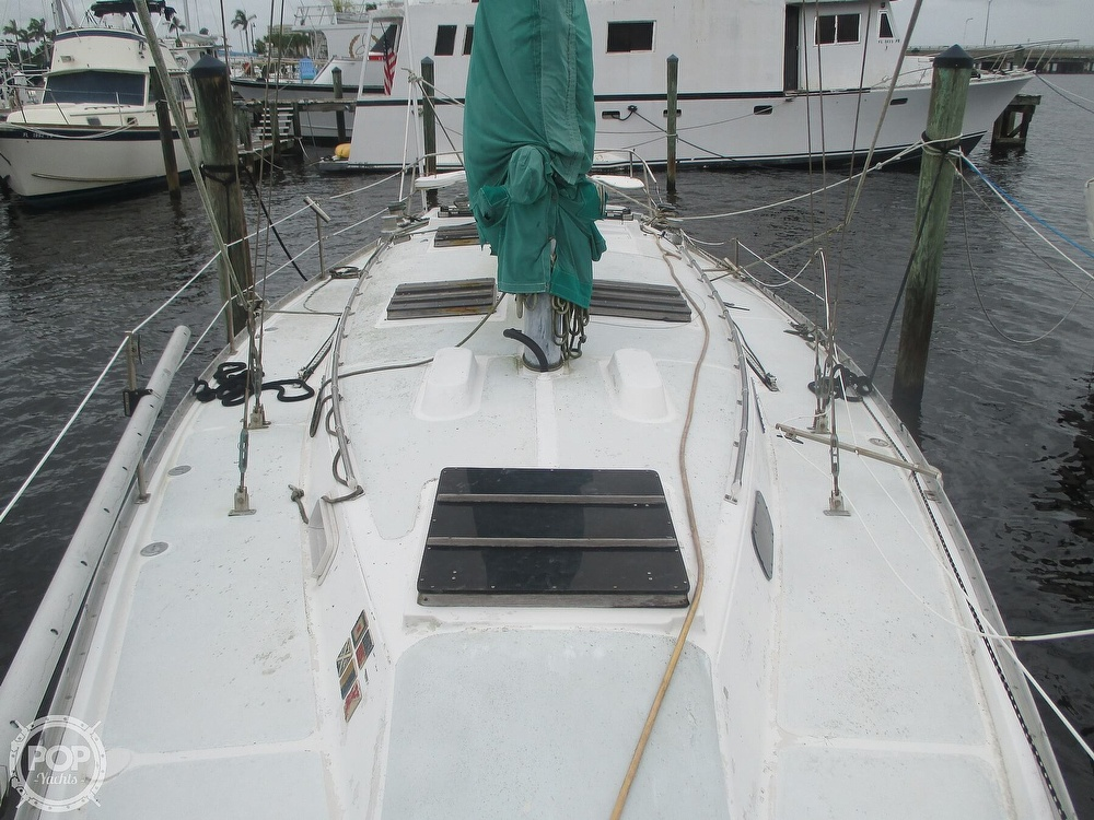 1979 Irwin boat for sale, model of the boat is 39 Citation & Image # 15 of 40
