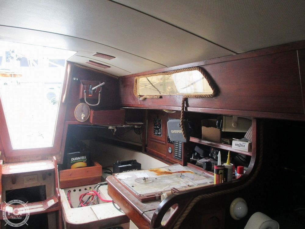 1979 Irwin boat for sale, model of the boat is 39 Citation & Image # 19 of 40