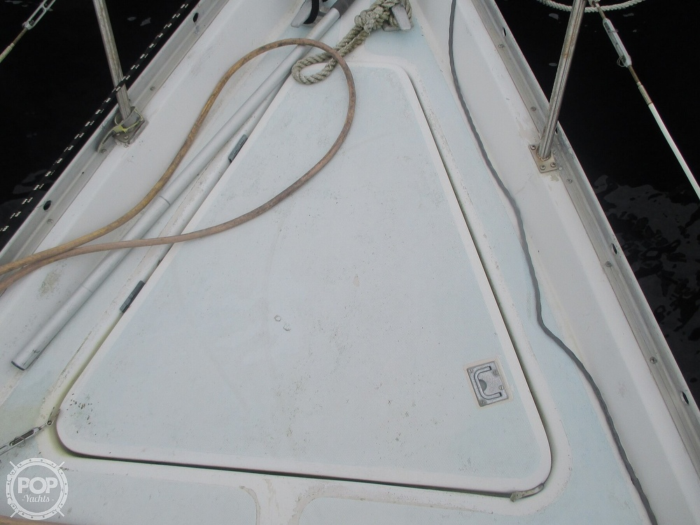 1979 Irwin boat for sale, model of the boat is 39 Citation & Image # 27 of 40