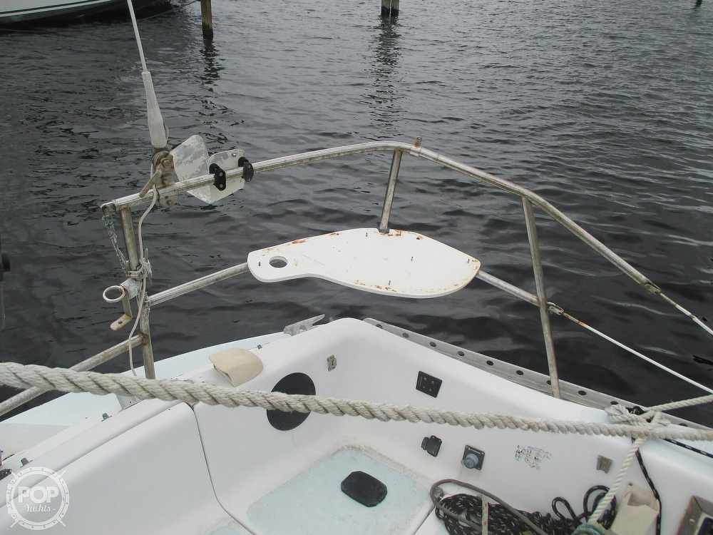 1979 Irwin boat for sale, model of the boat is 39 Citation & Image # 34 of 40