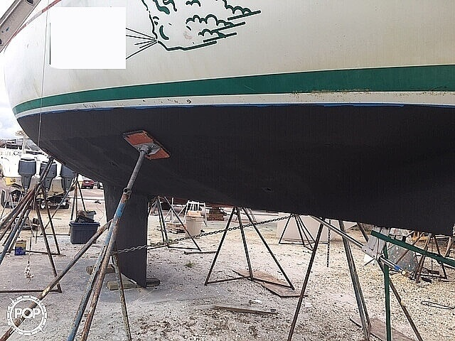 1979 Irwin boat for sale, model of the boat is 39 Citation & Image # 7 of 40