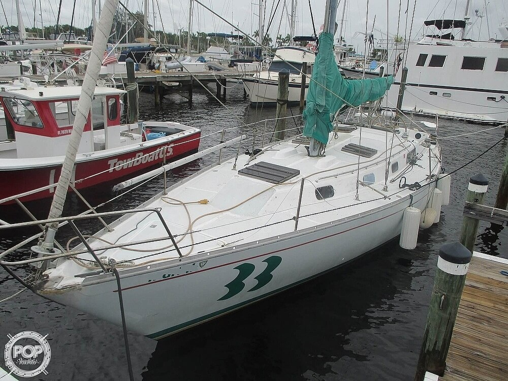 1979 Irwin boat for sale, model of the boat is 39 Citation & Image # 4 of 40