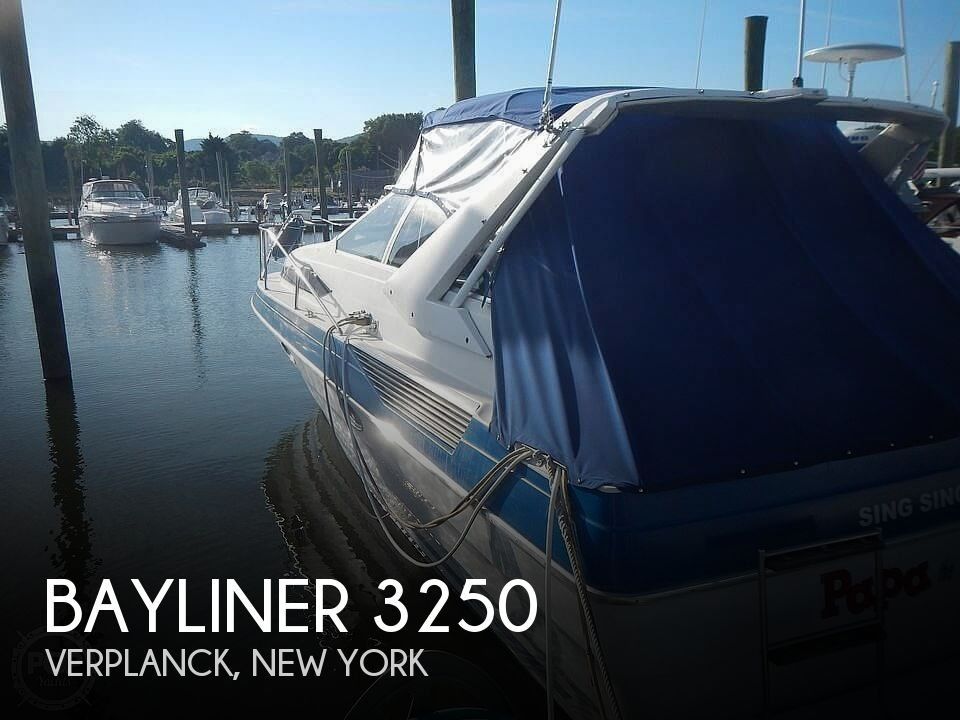 Used Bayliner Boats For Sale in New York by owner | 1987 Bayliner Avanti 3250