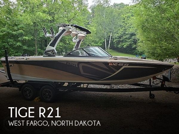 Used Boats For Sale in North Dakota by owner | 2019 Tige R21
