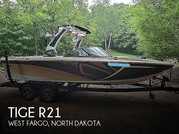 2019 Tige boat for sale, model of the boat is R21 & Image # 1 of 40