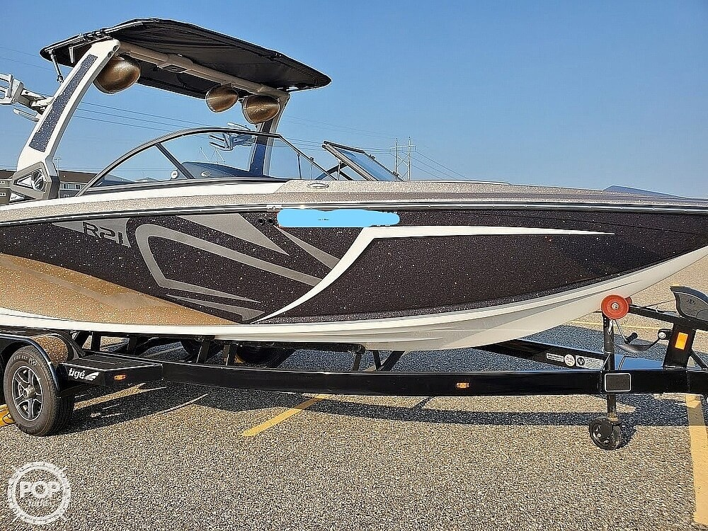 2019 Tige boat for sale, model of the boat is R21 & Image # 3 of 40