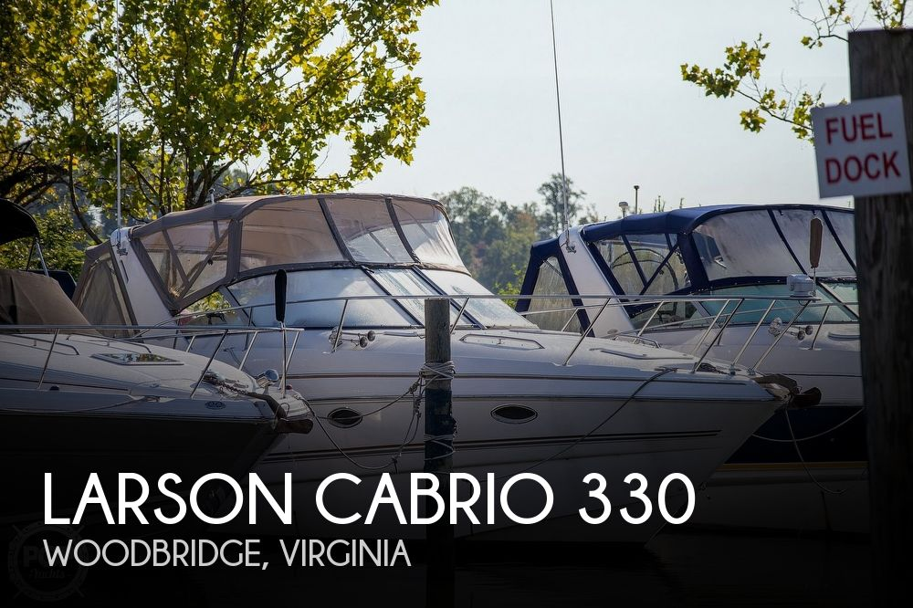2004 LARSON CABRIO 330 for sale