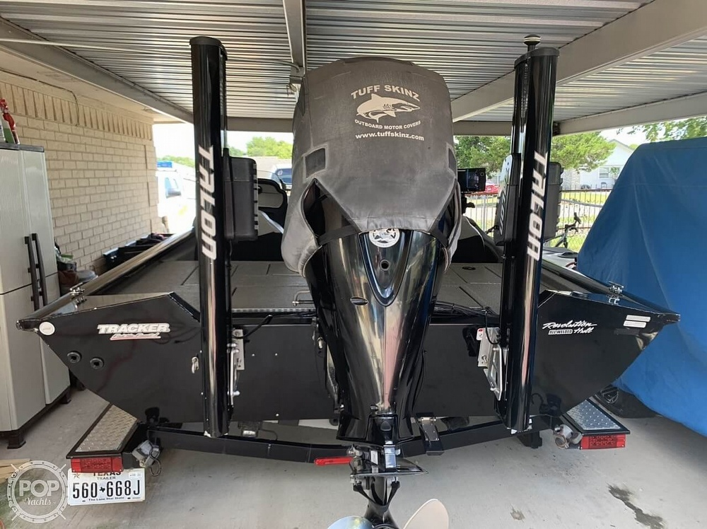 2016 Tracker Boats boat for sale, model of the boat is Pro Team 195 TXW & Image # 11 of 41