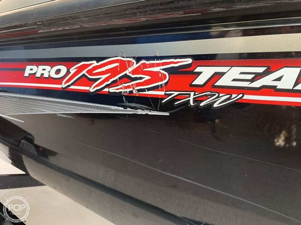 2016 Tracker Boats boat for sale, model of the boat is Pro Team 195 TXW & Image # 23 of 41