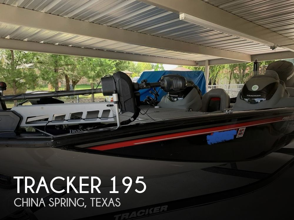 2016 Tracker Boats boat for sale, model of the boat is Pro Team 195 TXW & Image # 1 of 41