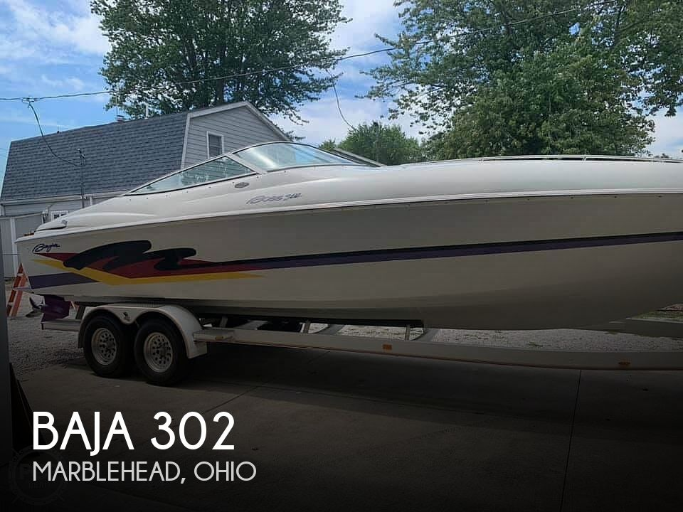 Used Baja Boats For Sale in Ohio by owner   1996 Baja 30